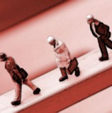ב-2008, לראשונה מזה חמש שנים, ירידה בשכר עובדי ה-ICT; ברבעון השלישי השכר ירד ב-5.6%