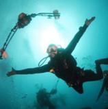 אפסון מתחת לים
