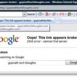 גוגל השיקה בטה לגרסה השישית של פס הכלים שלה המיועד לאינטרנט אקספלורר