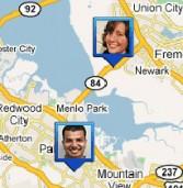 תוסף חדש לשירות המפות של גוגל יאפשר איתור קרובים בזמן אמת