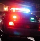 """ארה""""ב: מפקד משטרה גרם לתאונה כשהסתכל על הבלקברי שלו"""