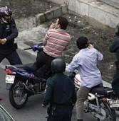 """איראן: המהומות בעקבות תוצאות הבחירות הועברו """"בשידור חי"""" בטוויטר"""