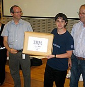 הזוכה בתחרות CodeGuru: ליאור גולדברג בן ה-18 מרחובות