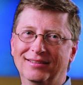 פעילות הפילנתרופיה של ביל גייטס עלולה לעלות לו בתואר האיש העשיר בעולם