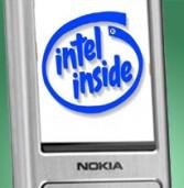אינטל ונוקיה יפתחו יחד טלפונים חכמים