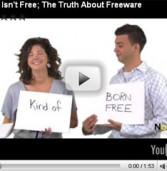 סימנטק יצאה בקמפיין וידיאו נגד תוכנות אבטחה חינמיות, ספגה פרסום שלילי על כך – והורידה אותו