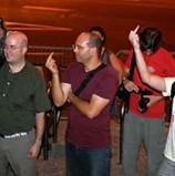 """עשרות הפגינו נגד חוק הביומטריה: """"זו ההזדמנות האחרונה של חברי הכנסת לבטל את הקמת המאגר"""""""