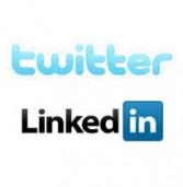 טוויטר ולינקדין יאפשרו לגולשים לפרסם עדכוני סטטוס בשתי הרשתות החברתיות