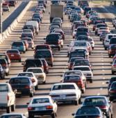 """ארה""""ב: קליפורניה שוקלת לעבור ללוחיות רישוי דיגיטליות שיותקנו על המכוניות ויציגו פרסומות"""