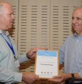 הסטארט-אפ פנורמיק פאואר ייצג את ישראל בתחרות העולמית של יבמ