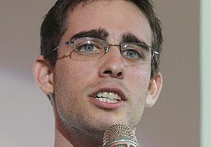 אייל סלע, ראש תחום המודיעין ב-ClearSky. צילום: קובי קנטור