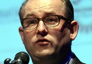 לואיק אבנל, מנהל מכירות מוצרים בחטיבת ההדפסה של HP לאזור EMEA. צילום: ניב קנטור