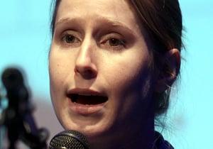 מאיה פולג, מנהלת מח' שיווק אסטרטגי, HP-אינדיגו. צילום: ניב קנטור