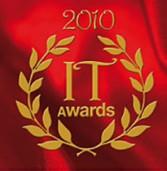 """בנק לאומי ושירותי בריאות כללית – הזוכים בפרס """"אלוף האלופים"""" בטקס מצטייני המיחשוב 2010"""