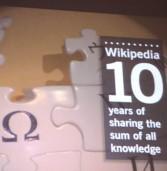 ויקיפדיה חוגגת עשור