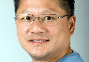 """ג'ן-סון יאנג, מייסד ומנכ""""ל Nvidia"""