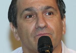 """אילן שפיגלמן, סמנכ""""ל שיווק באורקל ישראל. צילום: קובי קנטור"""