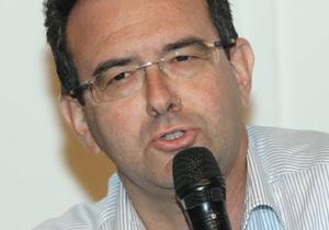 "אילן ינובסקי, מנמ""ר דואר ישראל. צילום: קובי קנטור"