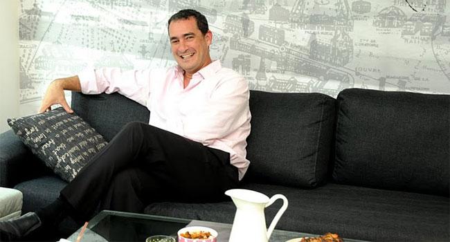 אמיר רסקין השותף המייסד בחדר הפגישות, סדנאות ועוד, העיקר האווירה הטובה