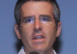 שרון בסר, סגן נשיא ב-Netoptics Technology. צילום: ניב קנטור