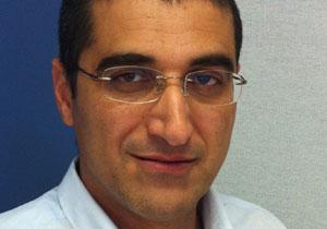 ליאור ג'ראפי, מנהל מחלקת התשתיות במנהל הטכנולוגיות של משטרת ישראל