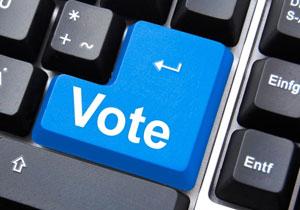 עכשיו רק צריך להצביע. צילום אילוסטרציה: אימג'בנק