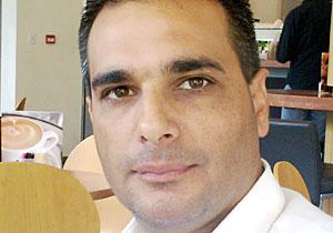 """גילי סהר, מנכ""""ל ושותף ב-Dicomano Labs"""