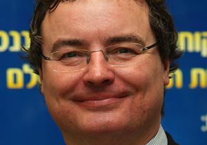 סטיב וייטינג, מנהל פיתוח עסקי באלאריק. צילום: קובי קנטור