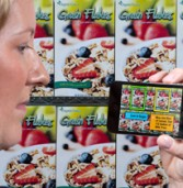 חוקרי יבמ בחיפה פיתחו יישום מציאות רבודה לסמארטפונים המשווה מחירים בסופרמרקט