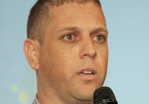 יונתן שניר, מנהל תפעול השיווק של נייס מערכות. צילום: ניב קנטור