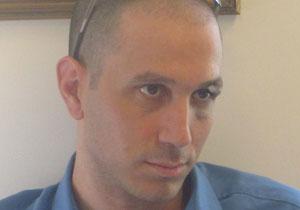 """רועי אלבז, מנכ""""ל פנגו. צילום: יניב פאר"""