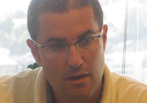 "מיכאל אוזירנסקי, מנכ""ל Top-Q. צילום: יניב פאר"
