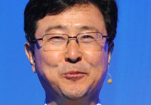 "נאם-סון וו, נשיא ומנכ""ל חטיבת ה-SLI בסמסונג. צילום: קובי מורג ביטן, יח""צ"