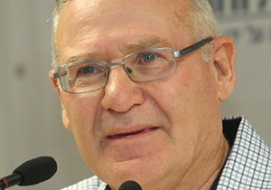 אלוף (מיל') עמוס ידלין, ראש המכון למחקרי ביטחון לאומי. צילום: קובי קנטור