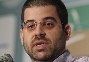 אסף קנדלר, ארכיטקט ענן ב-יבמ ישראל. צילום: קובי קנטור