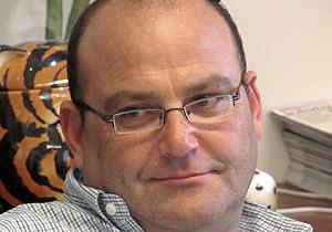 """ד""""ר שלמה מרק, ראש המחלקה להנדסה במכללה האקדמית סמי שמעון"""