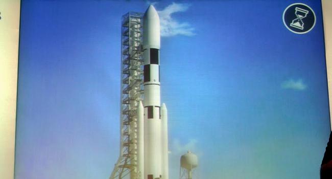 טרמפ על טיל אותו תתפוס החללית כדי להתנתק מכדור הארץ. כבר עכשיו סוגרים מקום...