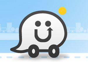 היכן מוצדק לנהוג עם חיוך על השפתיים? Waze