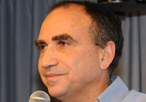 """יוסי מטיאס, סגן נשיא לניהול מוצר ומנהל מרכזי המו""""פ של גוגל בישראל. צילום: אלון הדר, יח""""צ"""