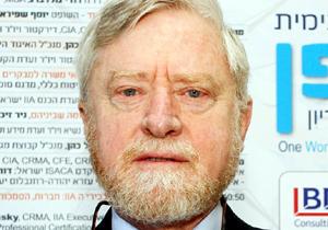 מבקר המדינה, השופט בדימוס יוסף שפירא. צילום: ניב קנטור