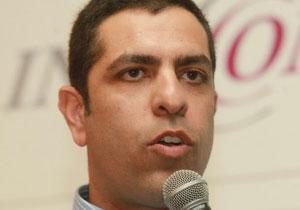 """פרופ' אסף אברהמי, מנכ""""ל חשבשבת. צילום: קובי קנטור ז""""ל"""