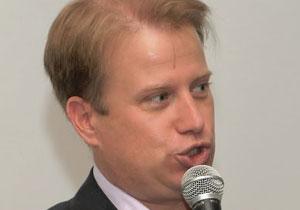 צ'אד סקאץ', נשיא חטיבת הפלטפורמות המתכנסות ב-EMC. צילום: פלי הנמר