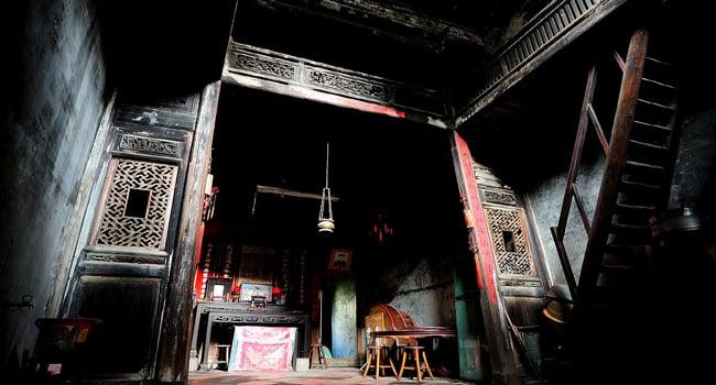 במקום השני: משכן משפחת Shi בטיוואן, מתקופת המאה ה-19. צלם:  Husky221