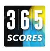 365Scores: להתעדכן ישר כשזה קורה