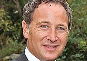 """דיוויד לנדר, המנכ""""ל החדש של HP ישראל. צילום: טוויטר"""