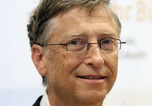 אפילו הוא כבר לא משתמש במערכת ההפעלה הסלולרית של מיקרוסופט. ביל גייטס. צילום: dts, ויקיפדיה