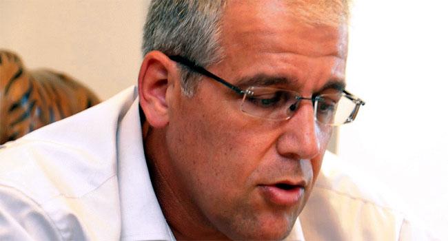"""""""אסור שארגון יהיה במצב בו פריסה של יישום תארך חודשים על גבי חודשים"""". דני נויברגר, מנכ""""ל EMC ישראל. צילום: פלי הנמר"""
