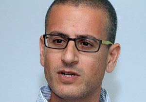 יניב גיאת, מנהל פריסיילים מומחים ב-EMC ישראל. צילום: ניב קנטור