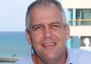 """דני נויברגר, המנכ""""ל הפורש של EMC ישראל. צילום: ניב קנטור"""