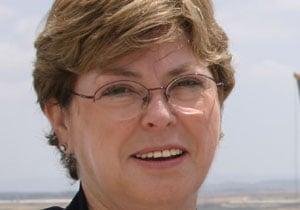 """מקסין פסברג, מנכ""""לית אינטל ישראל"""